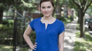 veronica roth - author of the divergent series